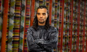 'When you experience violence growing up, it changes something inside you': Akala, photographed near his studio in West London.