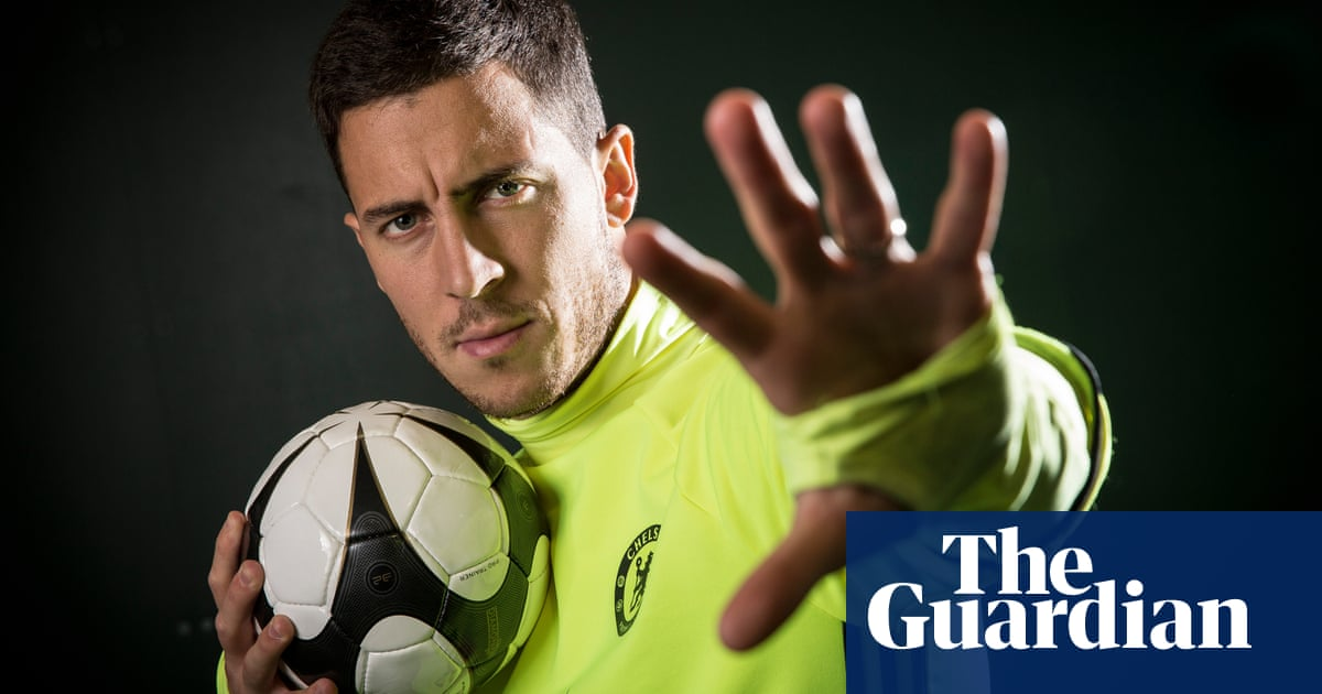 aaeee004764 Eden Hazard: 'If I ever leave Chelsea, it will be after winning the league'