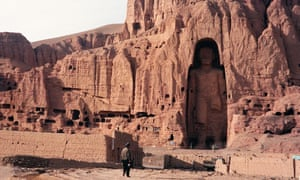 Buddha in Bamiyan