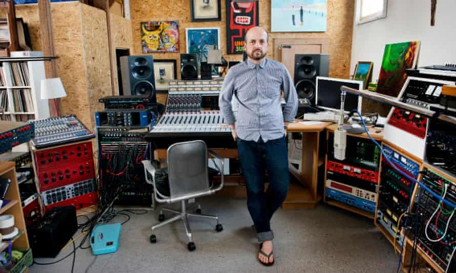 Noughts + Crosses composer Matthew Herbert