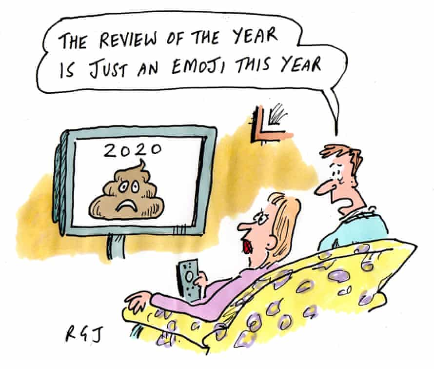 Sketches from a trying year: 10 cartoonists reflect on 2020 | Art and  design | The Guardian