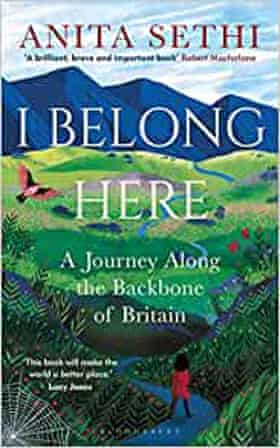 I Belong Here by Anita Sethi