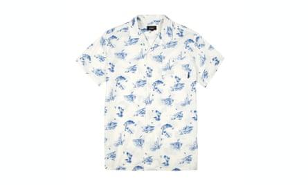 Finisterre shirt, £65finisterre.com