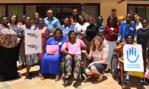 Disability rights groups meet in Nairobi on International Womens's Day