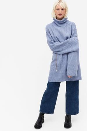 Blue, £45, monki.com