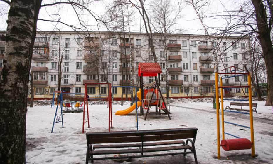 Up to 7,900 other Soviet apartment blocks in Moscow are to be torn down and replaced, in what will be one of the largest resettlement programmes in history.