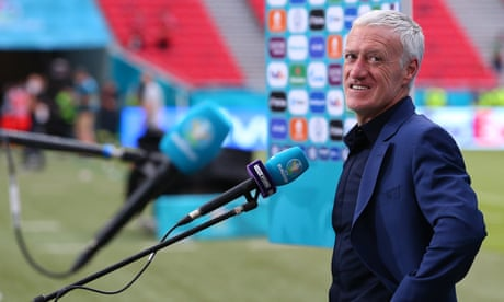 Didier Deschamps is reinventing the meaning of French football