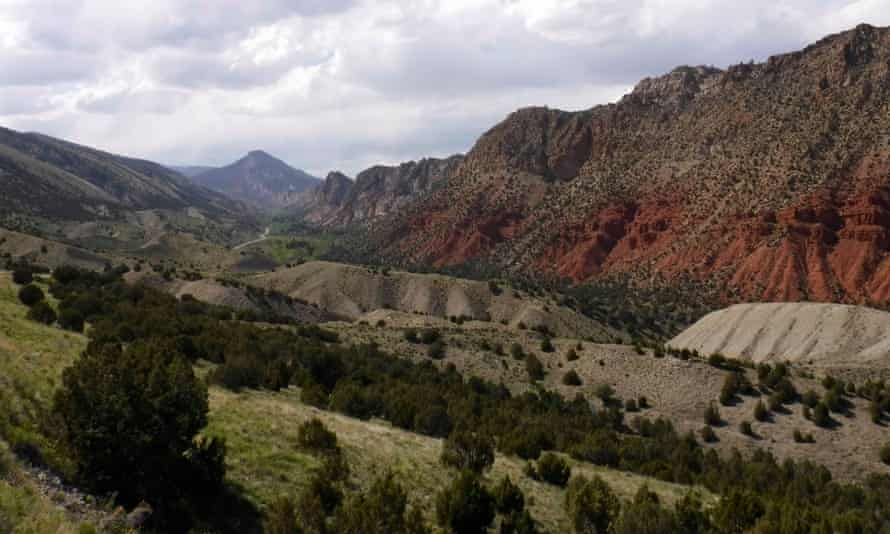 Sheep Creek Valley, Utah