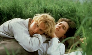 'We all sighed with him' … James Wilby (as Maurice) and Hugh Grant in the 1987 film of EM Forster's novel.