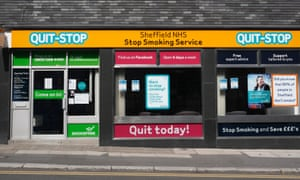 Quit Stop, Sheffield NHS stop smoking service