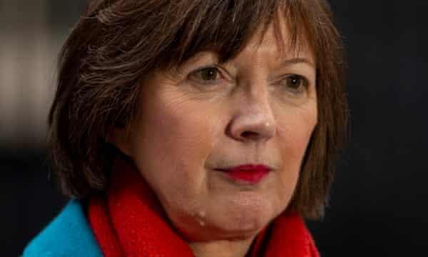 Frances O'Grady.