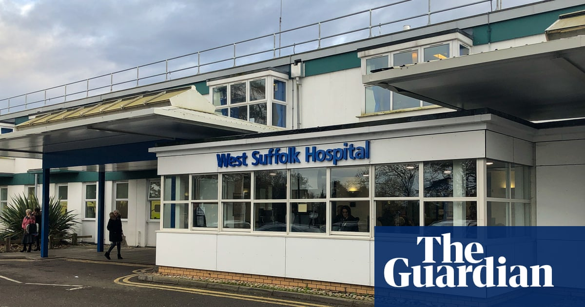 Whistleblower tipped off second family over West Suffolk hospital death
