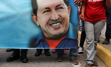 Bluster, distraction, denial: Trump follows Chavez's successful template