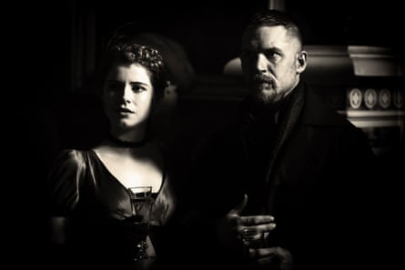 The plot of Taboo walks a fine line between compelling and ludicrous, falling on the right side because of sterling support from Jessie Buckley and Tom Hollander.