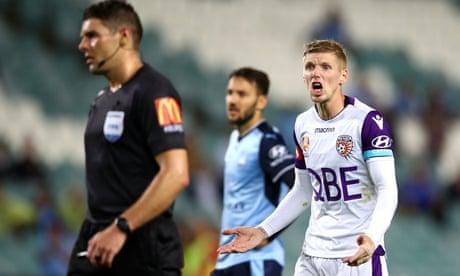 'Very ordinary': video referee controversy mars Sydney FC win