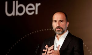 Dara Khosrowshahi: 'We recognize that the era of growth at all costs is over.'
