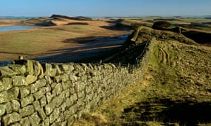 The Hadrian's Wall Path.