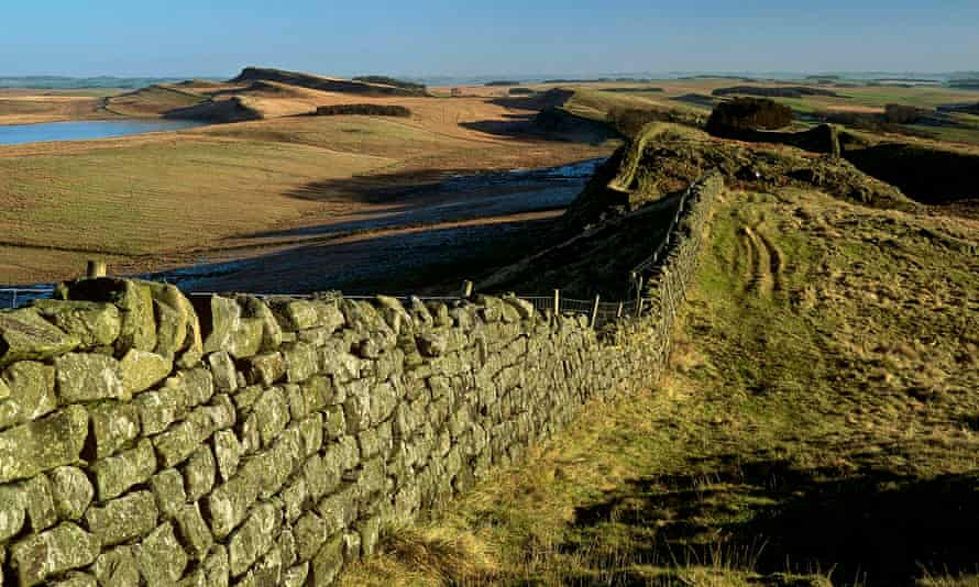 The Hadrian's Wall Path.