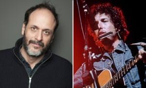 Luca Guadagnino and Bob Dylan.