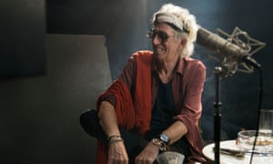 'Over three nights you will get to know him as you've never done before' … Keith Richards.