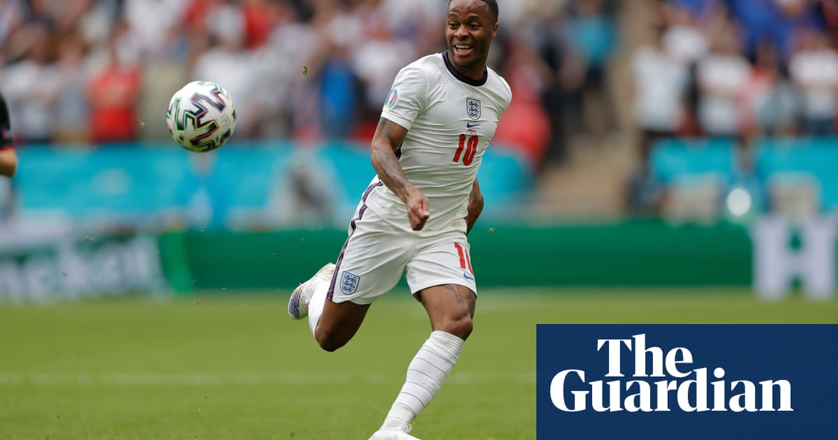 Resilient Sterling repays Southgate's trust with crucial England goals
