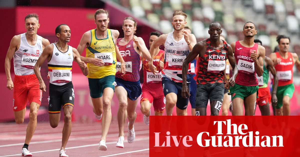 Tokyo 2020 Olympics: cycling, diving, women's 200m final and more – live!
