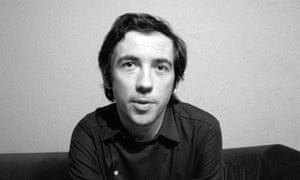 'His specialist subject was love, almost invariably unrequited' ... Pete Shelley in Reading, 12 November 1981.