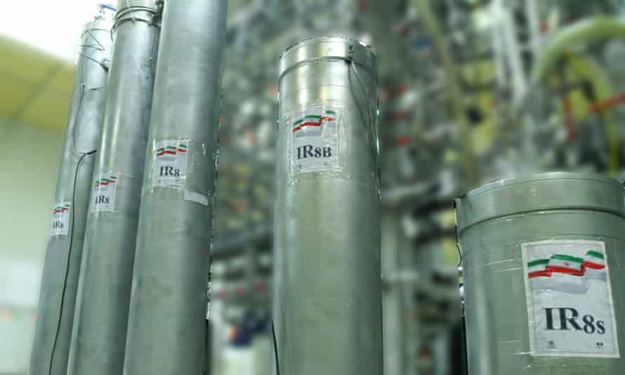 atomic enrichment facilities