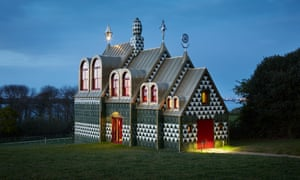 FAT's House for Essex, designed in collaboration with the artist Grayson Perry.