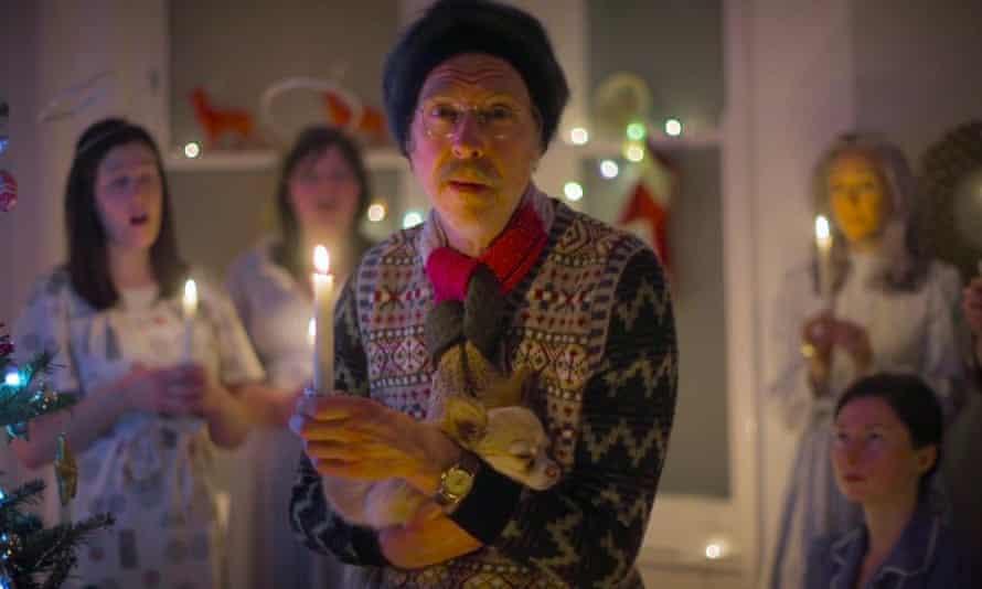 Scrooge or saviour? Martin Creed sings It's You.