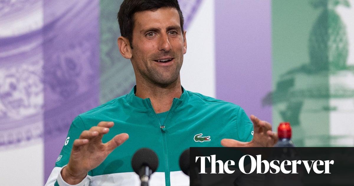 Novak Djokovic's new union for tennis players gets low-key response