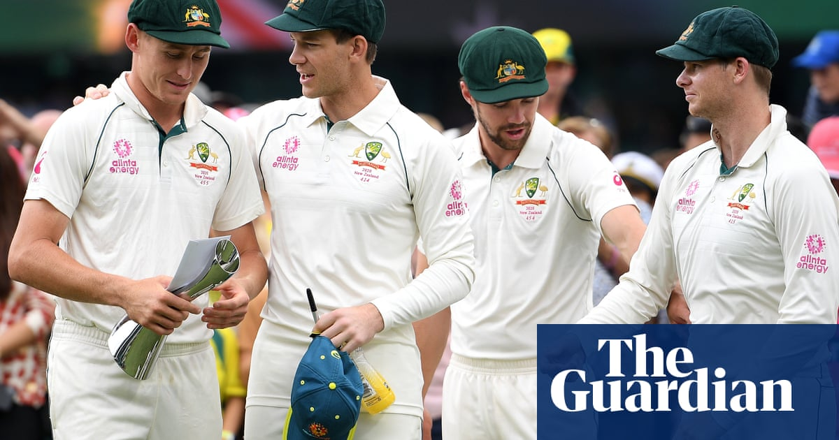 Ruthless Australias red-ball dominance whets appetite with India next to visit | Jonathan Howcroft