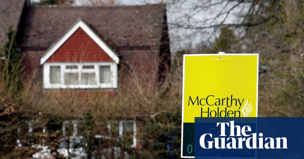 UK housing market is on fire, warns Bank of England chief economist