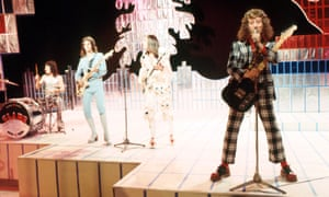 slade on top of the pops in 1973