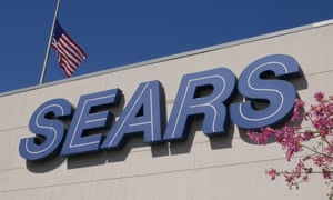 Sears last made a profit in 2011 and losses now top $11bn.