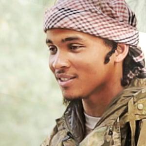 Abu Sa'd al-Trinidadi, formerly Shane Crawford.