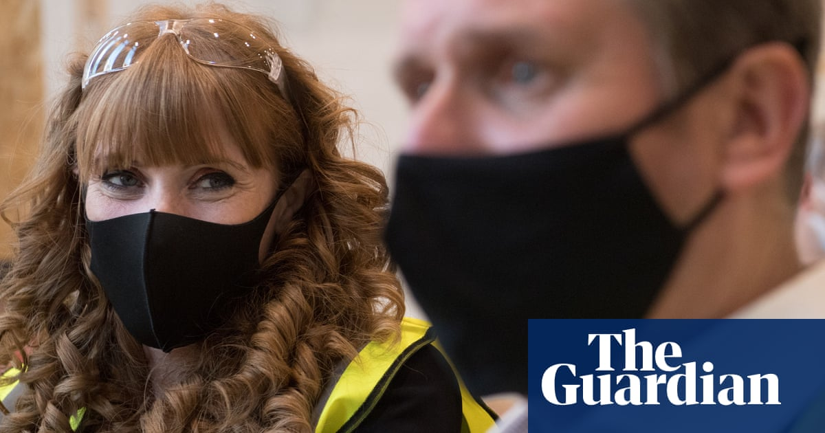 Angela Rayner forced to deny plans for Labour leadership bid