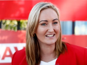 The NSW Labor candidate for Coogee, Marjorie O'Neill.