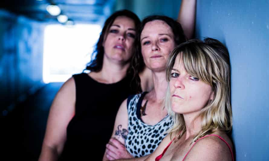 A promotional image for Patricia Cornelius' play SHIT