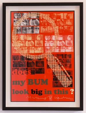 Does my Bum Look Big in this? by Markus Birdman