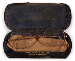 John Lennon: pair of round Windsor spectacles