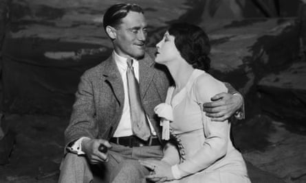 Leon Quartermaine and Fay Compton in Mary Rose at the Haymarket theatre, 1926