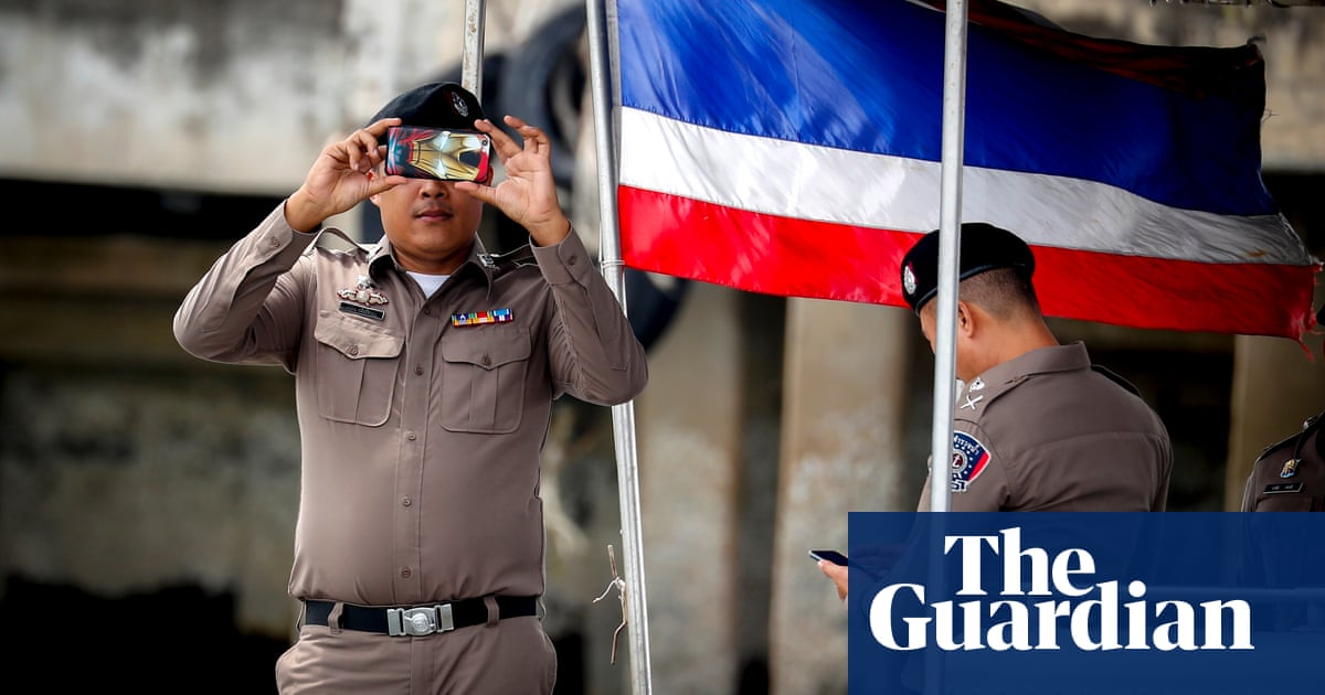 Thailand: three men arrested over murder of British millionaire and wife | World news | The Guardian