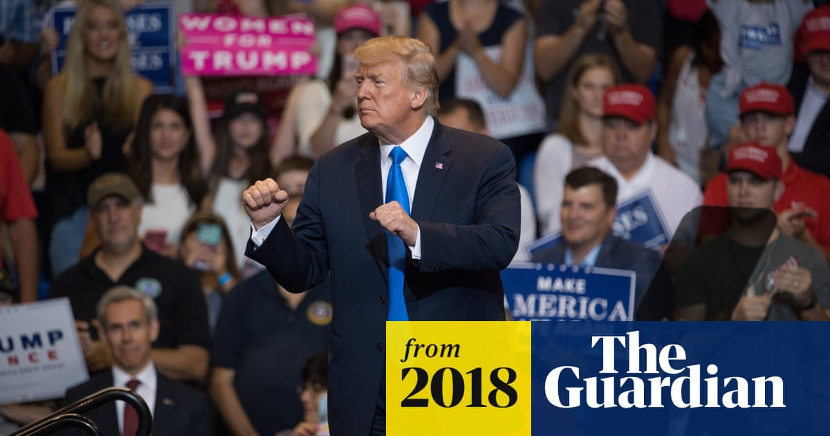 Enemy of the people': Trump's phrase and its echoes of