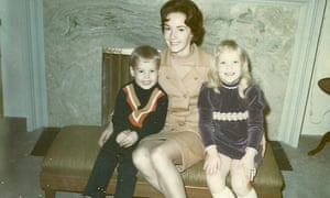 Ted, Ruth and Pauline in 1969.