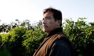 Benito Martinez as Luis Salazar in American Crime