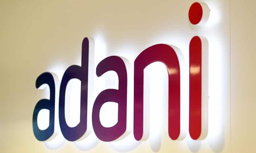 The Adani Mining logo
