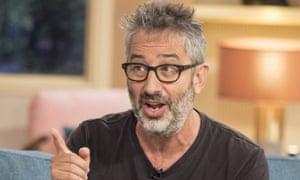 David Baddiel's BBC Radio 4 show Don't Make Me Laugh has been axed.