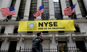 Snapchat went public in March in one of the most hotly anticipated initial public offerings of the year.