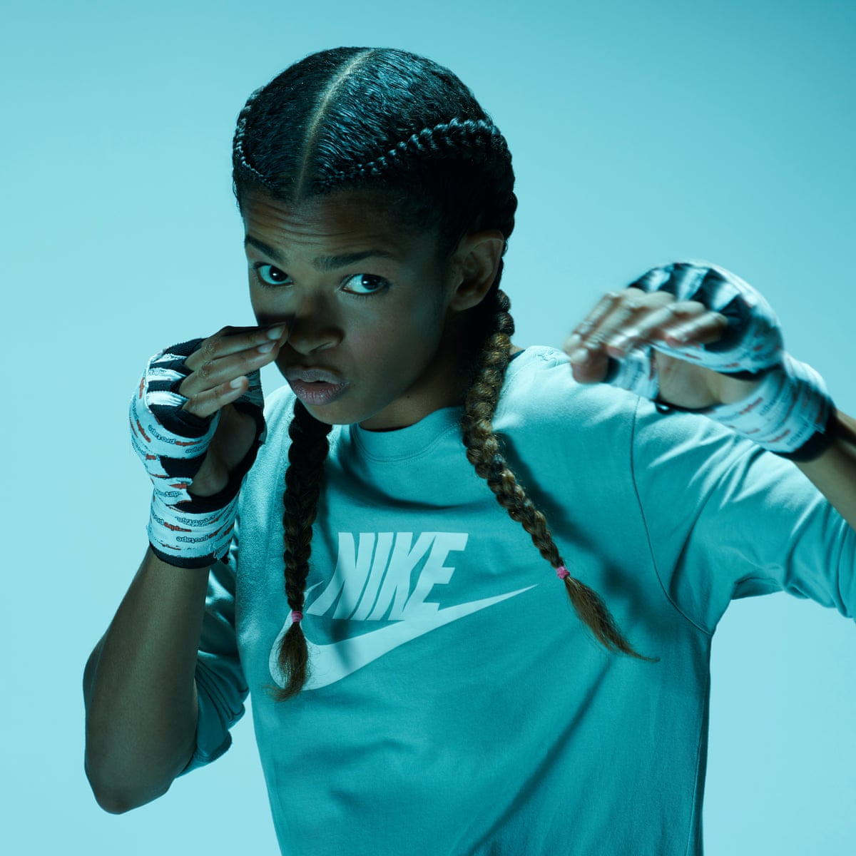 Ramla Ali In Boxing We Are All Equal Boxing The Guardian